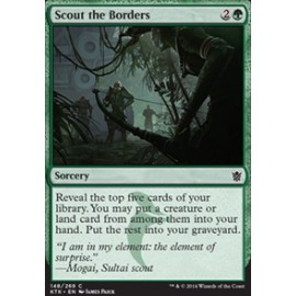 Scout the Borders