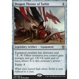Dragon Throne of Tarkir FOIL