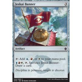 Jeskai Banner