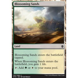 Blossoming Sands