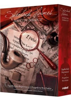 Sherlock Holmes: Detektyw doradczy - Zagadka Kuby Rozpruwacza i Przygody na West Endzie