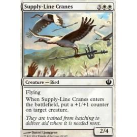 Supply-Line Cranes