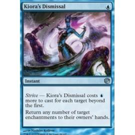 Kiora's Dismissal