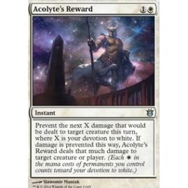 Acolyte's Reward
