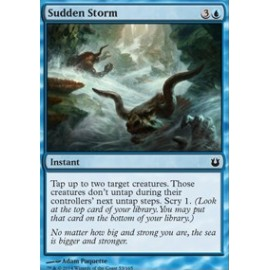 Sudden Storm