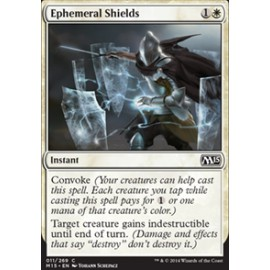 Ephemeral Shields