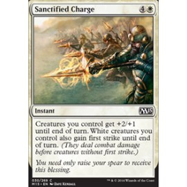 Sanctified Charge