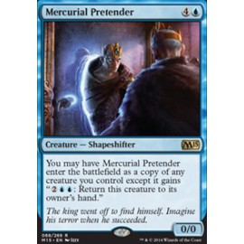 Mercurial Pretender