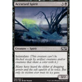 Accursed Spirit