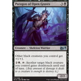 Paragon of Open Graves