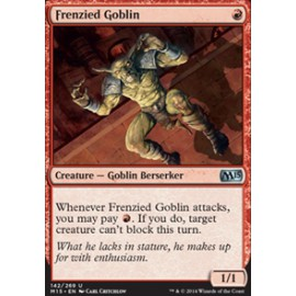 Frenzied Goblin
