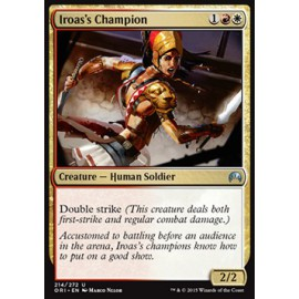 Iroas's Champion