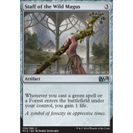 Staff of the Wild Magus