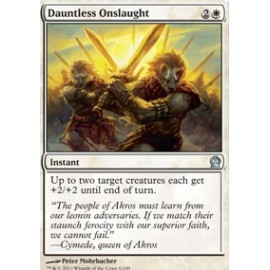 Dauntless Onslaught