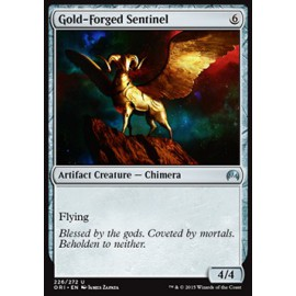 Gold-Forged Sentinel