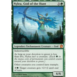 Nylea, God of the Hunt