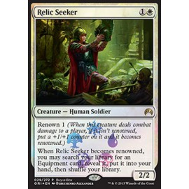 Relic Seeker PROMO BAB