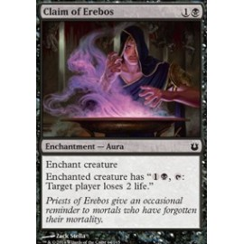 Claim of Erebos FOIL