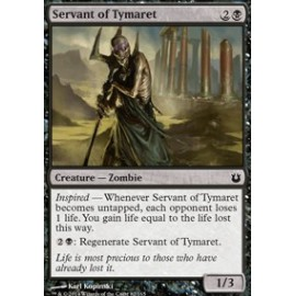 Servant of Tymaret FOIL