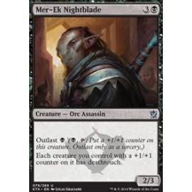 Mer-Ek Nightblade FOIL