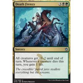 Death Frenzy FOIL