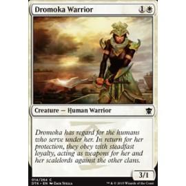 Dromoka Warrior FOIL