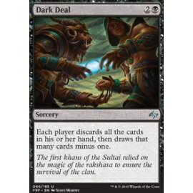 Dark Deal FOIL