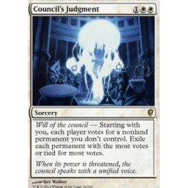 Council's Judgment