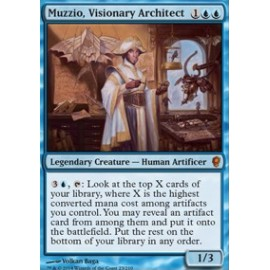Muzzio, Visionary Architect