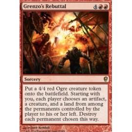 Grenzo's Rebuttal