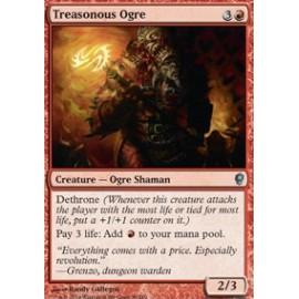 Treasonous Ogre