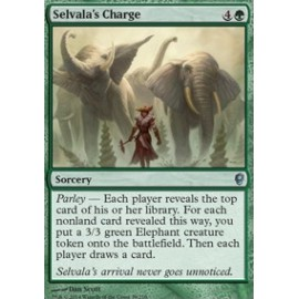 Selvala's Charge