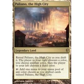 Paliano, the High City