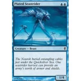Plated Seastrider