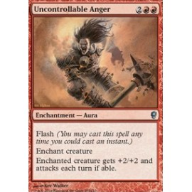 Uncontrollable Anger