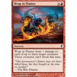 Wrap in Flames FOIL