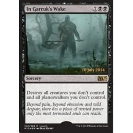 In Garruk's Wake PROMO LAUNCH PARTY