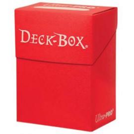 Pudełko Deck Box - czerwony Ultra PRO