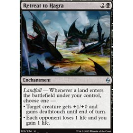 Retreat to Hagra
