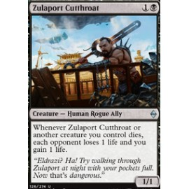 Zulaport Cutthroat
