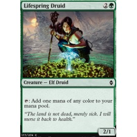 Lifespring Druid
