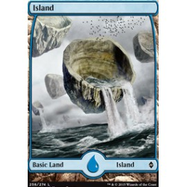 Island Battle for Zendikar 258