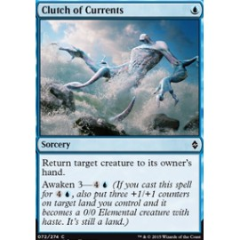 Clutch of Currents FOIL