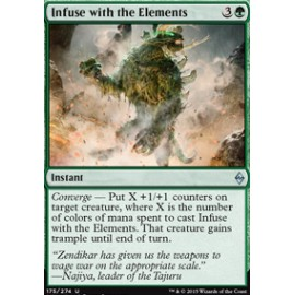 Infuse with the Elements FOIL