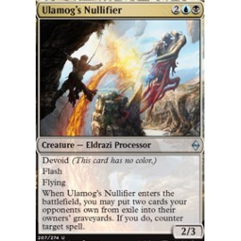 Ulamog's Nullifier FOIL