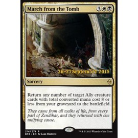 March From The Tomb PROMO PRERELEASE