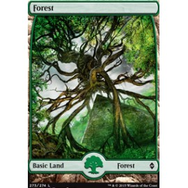 Forest Battle for Zendikar 273