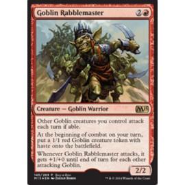 Goblin Rabblemaster PROMO BAB