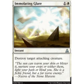 Immolating Glare