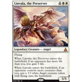 Linvala, the Preserver